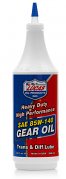 Lucas Oil Heavy Duty Gear Oil