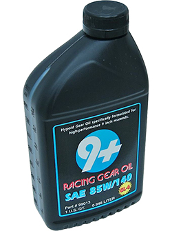 9-Plus Rear End Gear Oil (SAE 85W/140)