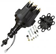 Aces Blackjack Pro Series Magnetic Pickup Distributor - Ford 260-302