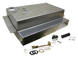 1973-87 Chevy, GMC Truck Aluminum Fuel Gas Tank Combo Kit, 19 Gallon