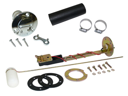1948-60 Ford F-1, F-100 Truck Fuel Gas Tank Installation Kit