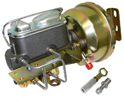 1964-66 Ford Mustang Power Brake Booster Kit