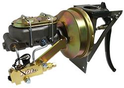 1948-52 Ford F1 Truck Firewall Mount Power Brake Booster Kit