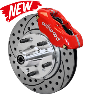 "1965-72 Dodge, Plymouth & Chrysler ""C"" Body 11"" Wilwood Dynalite Pro Front Disc Brake Kit"