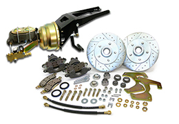 "1947-53 Chevy, GMC Truck Power Disc Brake Conversion Kit, 5 x 4.75"" Bolt Pattern"