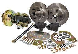1963-68 Cadillac Front Power Disc Brake Conversion Kit