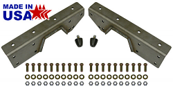 1973-87 Chevy, GMC Truck Rear Frame C-Notch kit, Bolt in type