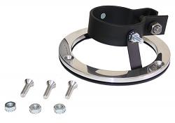 Steering Column Floor Mount, Deluxe Trim Kit