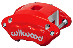 Wilwood Disc Brakes - D154 Dual Piston Floater Calipers