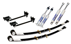 1967-81 Chevy Camaro Drag Pac Suspension Kit