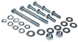 Chevy V-8 Engine Motor Mount Hardware Kit, SBC