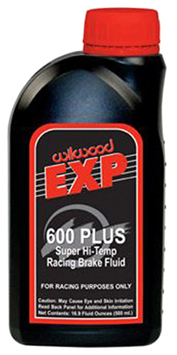 Wilwood EXP600 PLUS Super Hi-Temp Brake Fluid