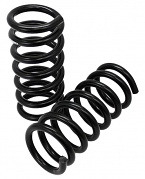 """1967-69 Chevy Camaro Front Coil Springs 1.5"""" Drop"""