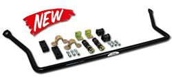 1960-62 Chevy C10, GMC C15 Truck Sway Bar Kit, High Performance, Front