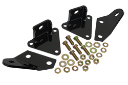 1947-55 Chevy, GMC Truck Front Shock Mount Kit