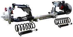 1957-1960 Ford F-100 Truck Mustang ll IFS Suspension Kit