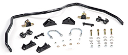 1965-70 Chevy Impala, Belair and Biscayne, Rear Performance Sway Bar Kit, Tubular