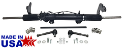 1967-72 Chevy C10, GMC C15 Truck Power Steering Rack and Pinion Kit