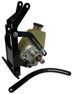 Power Steering Pump and Alternator Bracket Kit, Chevy 216 & 235 6 Cylinder