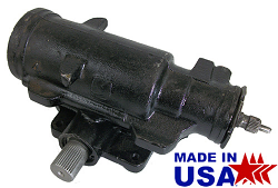 1968-75 Chevy, GMC Truck 4 Wheel Drive Power Steering Gear Box