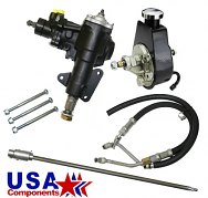 1962-66 Chevy Nova Power Steering Conversion Kit