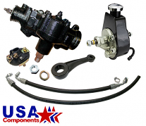1965-70 Chevy Impala Power Steering Conversion Kit
