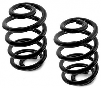 1967-77 Chevy Chevelle, GM A-Body, Rear Lowered Coil Springs