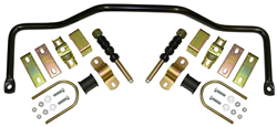 1947-55 Chevy, GMC Truck Sway Bar Kit, High Performance, Rear