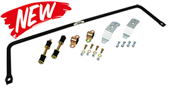 1960-62 Chevy, GMC Truck Performance Anti Sway Bar Kit, Rear Coil Spring