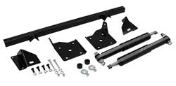 1967-69 Chevy Camaro, Pontiac Firebird Shock Relocation Kit, Rear