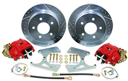 1971-87 Chevy C10 Disc Brake Conversion Kit, Rear 5-lug