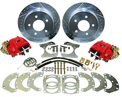 MOPAR, Chrysler, Plymouth and Dodge 8-3/4, Dana 60 Rear Disc Brake Conversion Kit