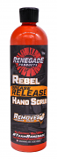 Renegade Rebel Grease Release Hand Cleaner, 12oz