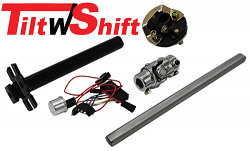 1964-66 Chevy Chevelle Steering Column Install Kit for Steering Columns with Shifter