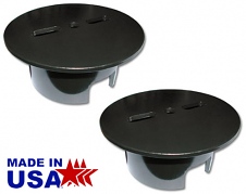 1963-87 Chevy, GMC Truck Lower Spring Pocket Cups for Air Ride