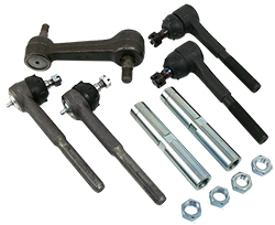 1963-72 Chevy, GMC C10 Truck Tie Rod and Idler Arm Kit For Stock or Tubular Control Arms
