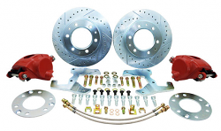Disc Brake Conversion Kit, Front 6-Lug, 1947-59 Chevy, GMC 3100 Truck