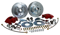 "1949-51 Mercury ""MERC"" Car Disc Brake Conversion Kit"