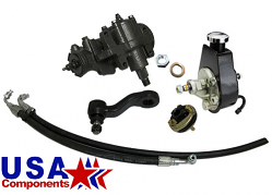 1967-72 Chevy, GMC Truck Power Steering Conversion Kit