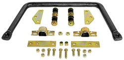 1947-55 Chevy, GMC Truck Sway Bar Kit, High Performance, Front