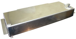 1947-53 Chevy, GMC Truck Aluminum Fuel Gas Tank, 19 Gallon