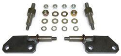 1955-59 Chevy, GMC Truck Front Shock Mount Kit