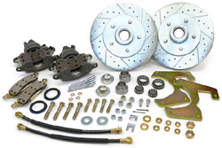 1947-59 Chevy, GMC Truck Disc Brake Conversion Kit, 5-Lug
