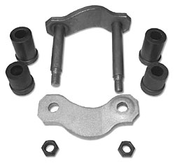 1955-57 Chevy Belair Leaf Spring Shackle Kit