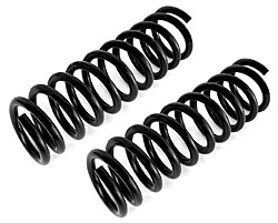 1958-64 Chevy Impala Lowered Coil Springs, FRONT