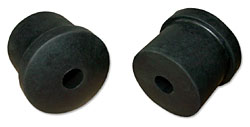 1962-74 CHEVY II/NOVA, FIXED END SPRING EYE BUSHING (FOR FRONT OF REAR SPRING)(EACH)