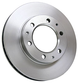 1947-59 Chevy, GMC Truck Disc Brake Conversion Rotors, 6-Lug