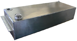 1948-60 Ford F-1 and F-100 Truck Aluminum Fuel Gas Tank, 21 and 17 Gallons