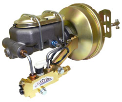 1957-64 Ford F-100 Truck Power Brake Booster Kit