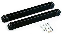 1982-92 CHEVY CAMARO/FIREBIRD, REAR LOWER TRAILING ARM SET (1301)